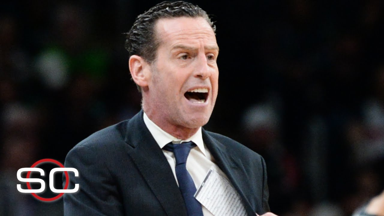 Brooklyn Nets, coach Kenny Atkinson part ways after four seasons