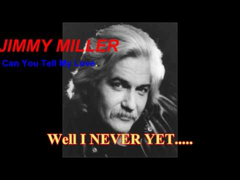 JIMMY MILLER - CAN
