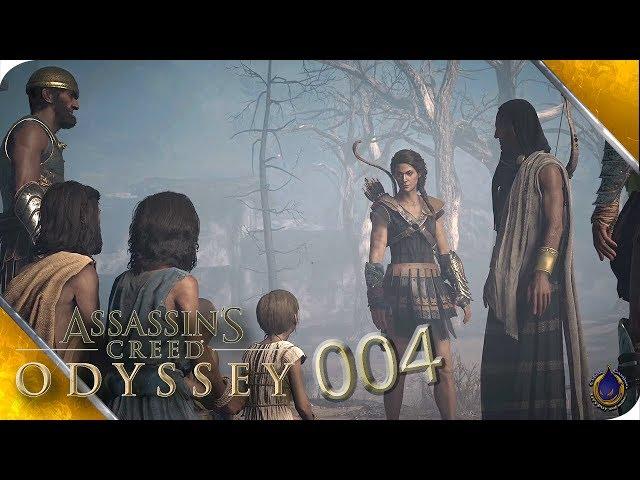 ASSASSIN'S CREED ODYSSEY ⚔️ [004] Asche zu Asche