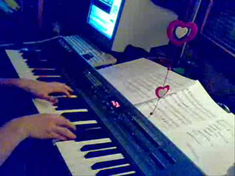 Proposal Daisakusen  Ashita Hareru Kana on piano