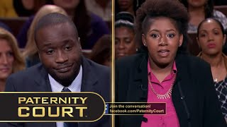 Man Says He's Not The Father And Demands Birth Certificate Removal (Full Episode)   Paternity Court