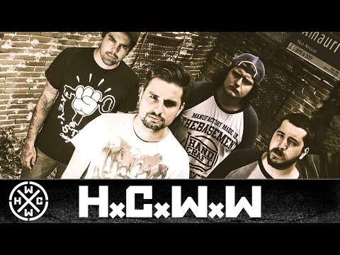 THE LAST STATION - YOU BETTER RUN - HARDCORE WORLDWIDE (OFFICIAL HD VERSION HCWW)