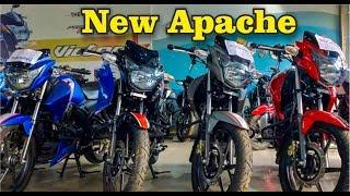2019 TVS Apache All Colour Review Price Mileage