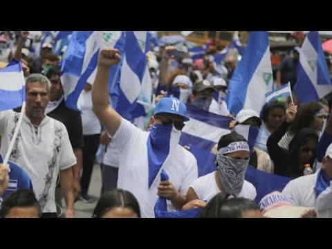 Four more dead as protests in Nicaragua continue