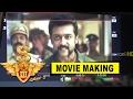 Singam 3 Movie Making Video HD    Suriya   Anushka Shetty   Shruti Haasan
