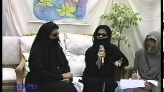 Various Interviews at Jalsa Salana UK 2002 (Lajna Ima'illah)