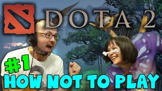 HOW NOT to play DOTA 2 with Pyrion Flax! (#1)