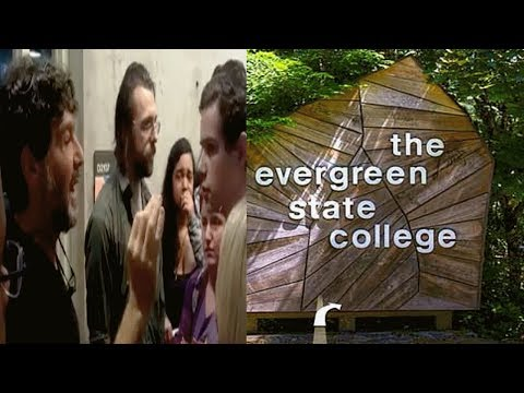 Evergreen State College Administrators Tell Protesters That Their Actions Were Illegal