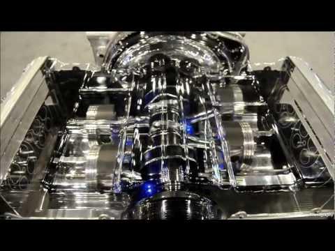 Subaru Lineartronic Transparent Motor Philadelphia Autoshow 2013