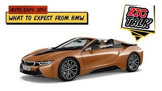 BMW @ Auto Expo 2018: What To Expect | ZigTalk | ZigWheels.com