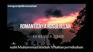 Download Video Romantisme Rasulullah - KH maemun Zubair MP3 3GP MP4