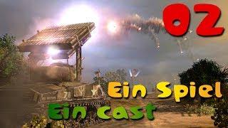 Company of Heroes 1 #2 - Dampforgeln gegen Elite Infanterie ★ Ein Spiel, Ein Cast ★