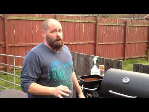Jason Walker Prepares And Cooks A London Broil