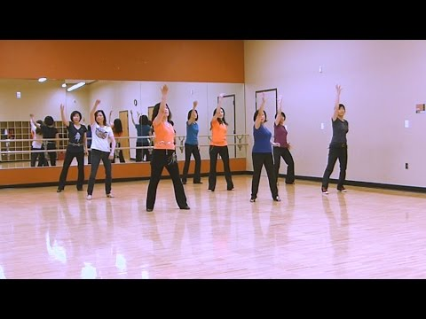 Take Me To Church - Line Dance (Dance & Walk Through)