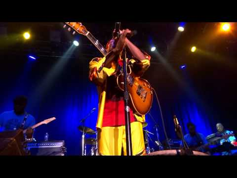 """""""I Can See Clearly Now"""" (Live) - Jimmy Cliff - San Francisco, Fillmore - July 19, 2014"""