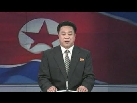 North Korean state TV confirms nuclear test