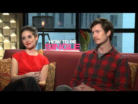 How To Be Single: Alison Brie & Anders Holm  Movie