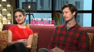 How To Be Single: Alison Brie & Anders Holm Official Movie Interview