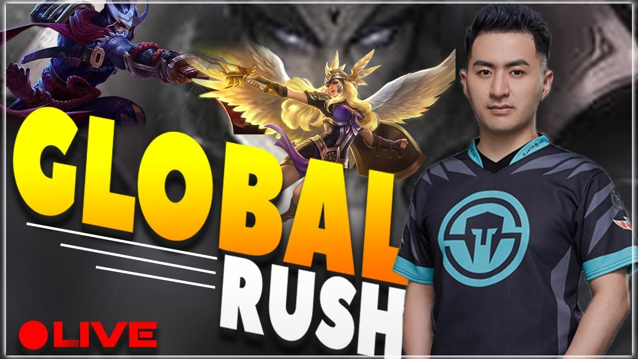 🔴Giveaway | Global 1 Yu Zhong wth Assassin Dave | Mobile Legends