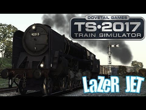 Train Simulator 2017 - Standard Class 9f