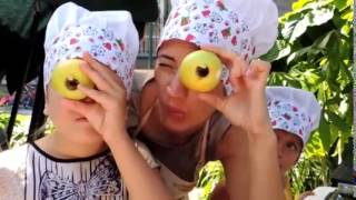 Кулинарное шоу на детский праздник!