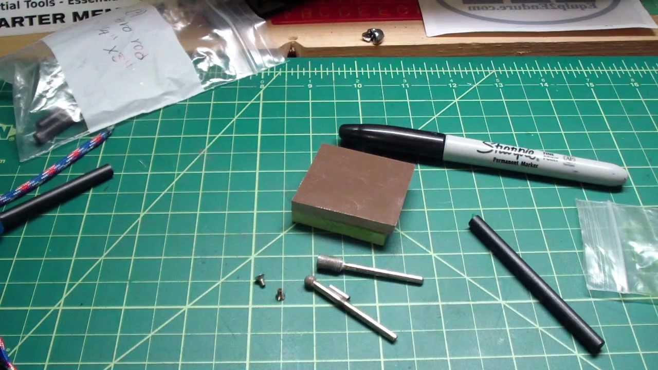 how to make a ferro rod