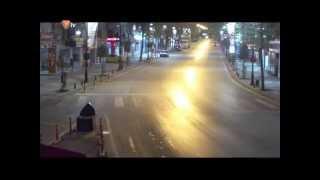 Malatya Kışla Caddesinde Kaza