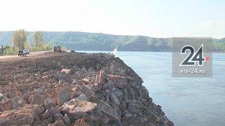 Бассейновый совет одобрил проект реконструкции Красноключинской дамбы