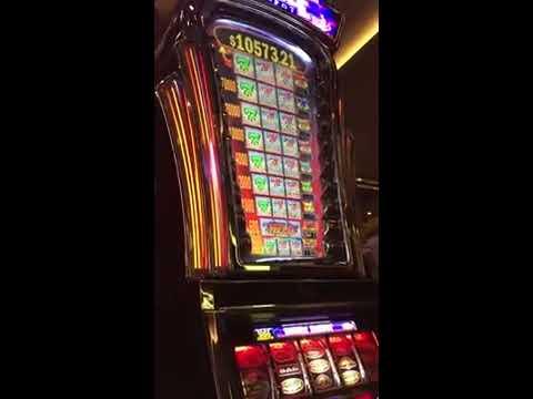 Max Bet Double Jackpot 7s Slot Machine Ladder Bonus BIG WIN!! 200X