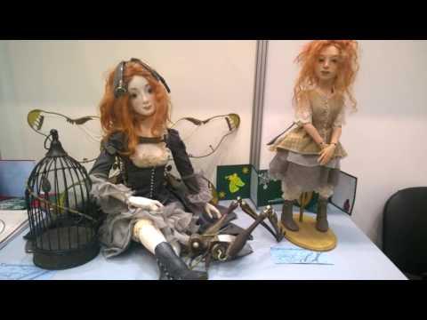 Искусство куклы . Картинки с выставки/Art of dolls
