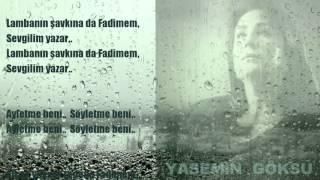Yasemin Göksu - Ayletme beni  ☆彡