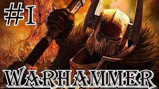 видео История Вселенной Warhammer Fantasy Battles