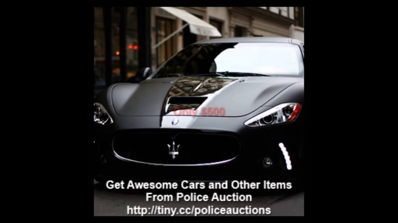 Auctions In Ohio >> Police Auctions Columbus Ohio Youtube