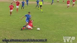 Eccellenza Girone B Antella-Badesse 2-2