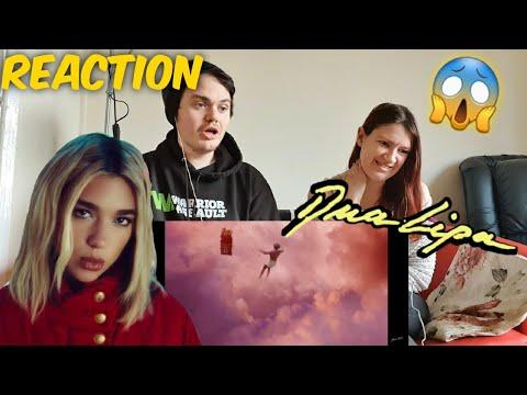 First Time Reaction To Dua Lipa - Break My Heart (Official Video)