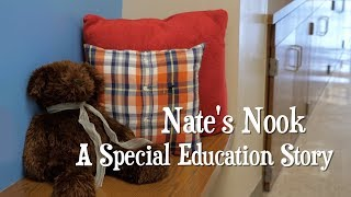 Nate's Nook: A Special Education Story