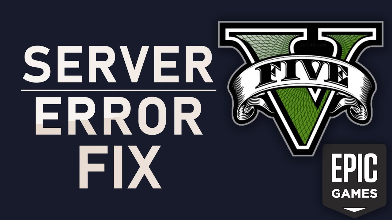 GTA V - How To Fix Online Server Issues - Servers Are Unavailable Error