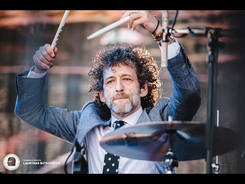 XXII Klaipeda Castle Jazz Festival 2016 Jojo Mayer, Klaipeda Jazz Orchestra - Full
