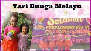 Tari Bunga Melayu   Acara Perpisahan Sekolah Keira