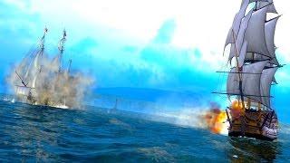 CE JEU EST BEAUCOUP TROP ÉPIQUE ! Naval Action thumbnail