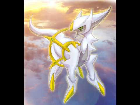 how to get arceus in pokemon x without pokebank