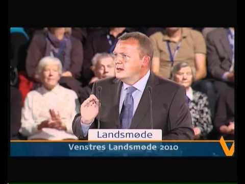 Statsminister Lars Løkke Rasmussens tale ved Venstres Landsmøde 2010