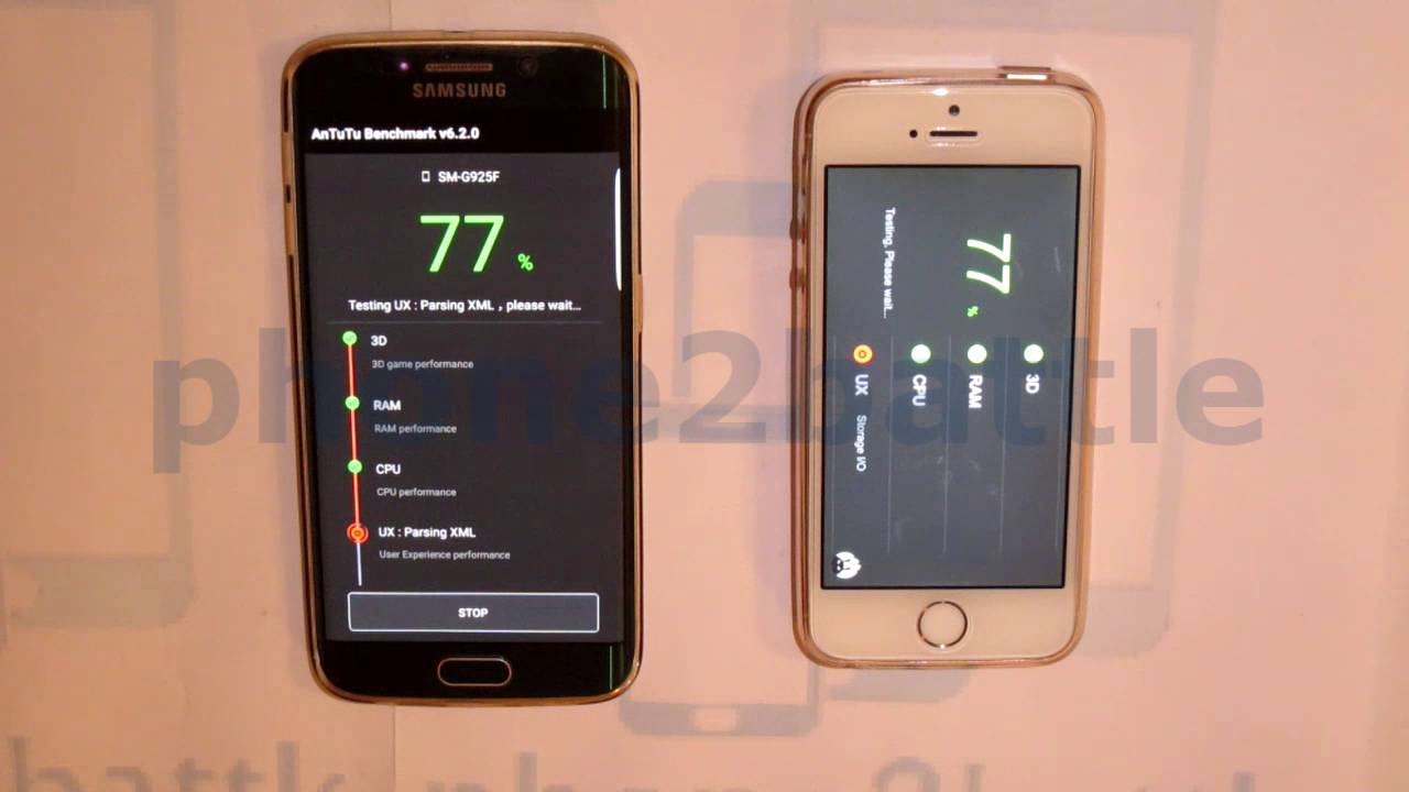 iphone vs samsung galaxy samsung galaxy s6 edge sm g925f vs apple iphone 5s a1457 9346