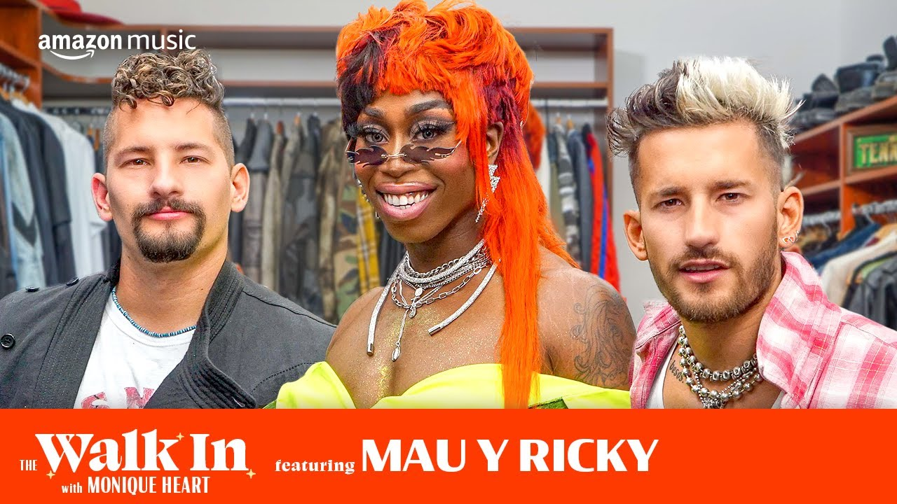 Mau y Ricky Introduce Monique Heart To Ventilated Pants   The Walk In   Amazon Music