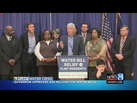 Emails: Snyder staff urged Flint's return to Detroit water in 2014