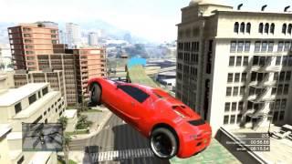 GTA5 racing video / ГТА5 гонки на машинах(, 2015-01-06T12:23:06.000Z)