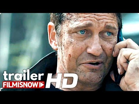 ANGEL HAS FALLEN Trailer (2019) | Gerard Butler Action Thriller