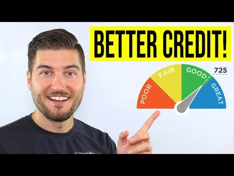 How To Improve Your Credit Score (6 Steps)