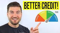 hqdefault - 6 Steps To Improve Your Credit Score