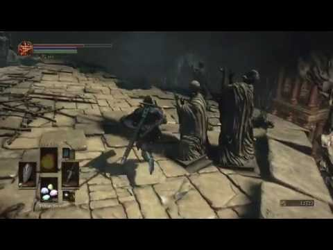 Let's Play Dark Souls III: Part 40: Venturing into the Capital